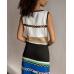 Вязаное трикотажное платье Бьюти