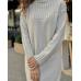 Вязаное трикотажное платье Мариана